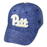 Adult Pitt Panthers Warp Speed Adjustable Cap