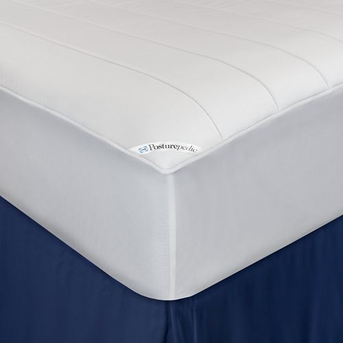 Sealy Memory Foam Fitted Mattress Protector