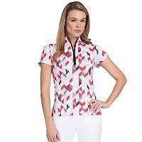 Women's Tail Hester Quarter-Zip Knit Golf Top