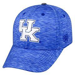 Adult Kentucky Wildcats Warp Speed Adjustable Cap
