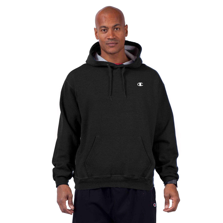 Champion fleece black