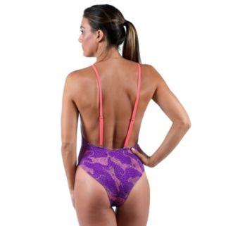 Women's Dolfin Bellas Ultra-Low Back One-Piece Swimsuit