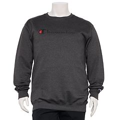 Big & Tall Champion Fleece Crewneck Sweatshirt