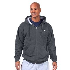 fb41a13ef943 Big   Tall Champion Full-Zip Fleece Hoodie