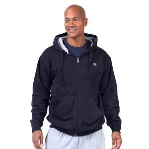 Big & Tall Champion Full-Zip Fleece Hoodie