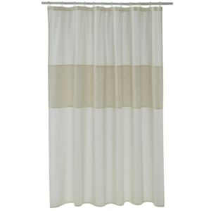LC Lauren Conrad Jolie Fabric Shower Curtain