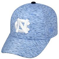 Adult North Carolina Tar Heels Warp Speed Adjustable Cap