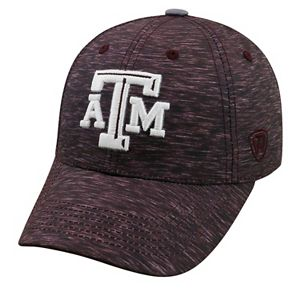 Adult Texas A&M Aggies Warp Speed Adjustable Cap