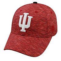 Adult Indiana Hoosiers Warp Speed Adjustable Cap