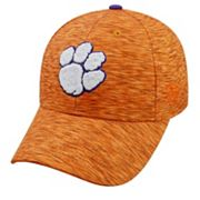 Adult Clemson Tigers Warp Speed Adjustable Cap
