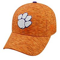 Adult Clemson Tigers Warp Speed Adjustable Cap