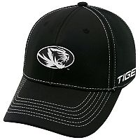 Adult Top of the World Missouri Tigers Dynamic Performance One-Fit Cap