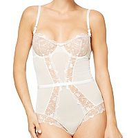 Montelle Intimates Eternally Yours Lingerie Lace Bodysuit 9271