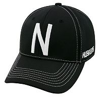 Adult Top of the World Nebraska Cornhuskers Dynamic Performance One-Fit Cap