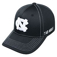 Adult Top of the World North Carolina Tar Heels Dynamic Performance One-Fit Cap