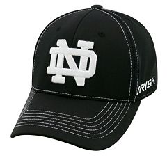 Adult Top of the World Notre Dame Fighting Irish Dynamic Performance One-Fit Cap