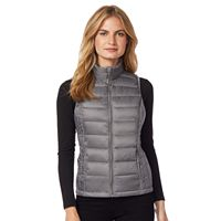 Women's Heat Keep Down Puffer Vest