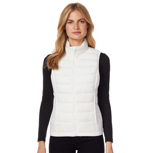 Women's Heat Keep Down Puffer Vest