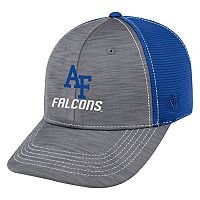 Adult Top of the World Air Force Falcons Upright Performance One-Fit Cap