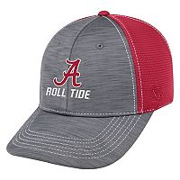 Adult Top of the World Alabama Crimson Tide Upright Performance One-Fit Cap