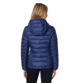 Women's Heat Keep Down Hooded Puffer Jacket