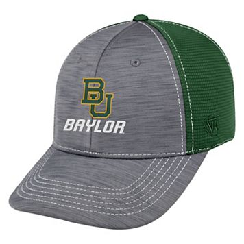 Adult Top of the World Baylor Bears Upright Performance One-Fit Cap