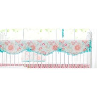 My Baby Sam Gypsy Baby Crib Rail Cover