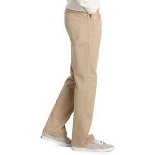 Men's IZOD Weekend Washed Straight-Fit 5-Pocket Pants