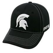 Adult Top of the World Michigan State Spartans Dynamic Performance One-Fit Cap