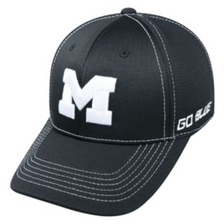 Adult Top of the World Michigan Wolverines Dynamic Performance One-Fit Cap