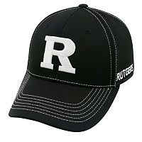 Adult Top of the World Rutgers Scarlet Knights Dynamic Performance One-Fit Cap