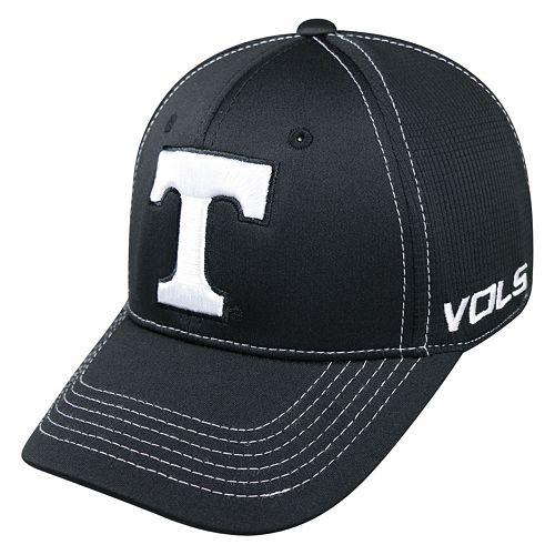 Adult Top of the World Tennessee Volunteers Dynamic Performance One-Fit Cap