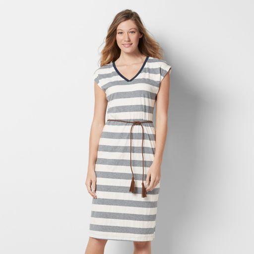 Women's SONOMA Goods for Life™ T-Shirt Dress