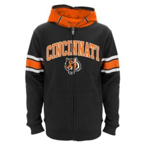 Boys 8-20 Cincinnati Bengals Helmet Hoodie