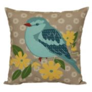 SONOMA Goods for Life? Print Indoor Outdoor Reversible Throw Pillow