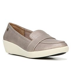 LifeStride Mile Women's Wedge Loafers