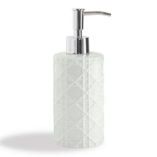 Kassatex Rattan Soap Dispenser