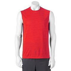Big & Tall FILA SPORT® Slubbed Tank Top