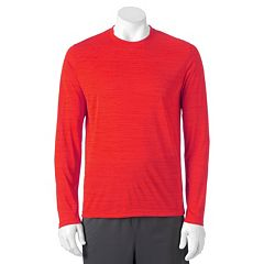 Big & Tall FILA SPORT® Long Sleeved Performance Tee