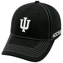 Adult Top of the World Indiana Hoosiers Dynamic Performance One-Fit Cap