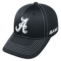 Adult Top of the World Alabama Crimson Tide Dynamic Performance One-Fit Cap