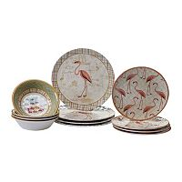 Certified International Floridian 12-pc. Dinnerware Set