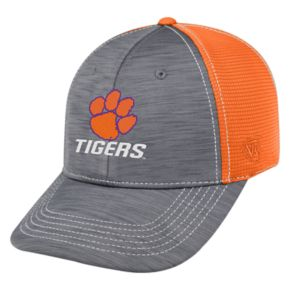 Adult Top of the World Clemson Tigers Upright Performance One-Fit Cap