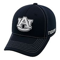 Adult Top of the World Auburn Tigers Dynamic Performance One-Fit Cap