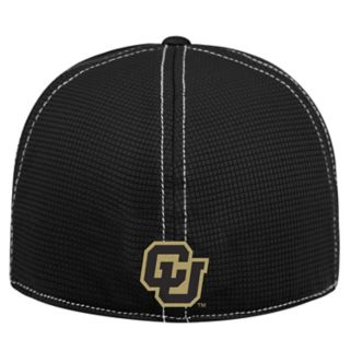 Adult Top of the World Colorado Buffaloes Upright Performance One-Fit Cap