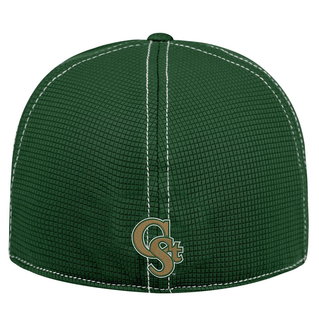 Adult Top of the World Colorado State Rams Upright Performance One-Fit Cap