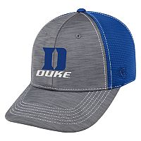 Adult Top of the World Duke Blue Devils Upright Performance One-Fit Cap