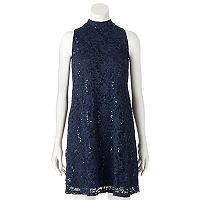 Women's Tiana B Embellished Lace Dress