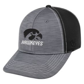 Adult Top of the World Iowa Hawkeyes Upright Performance One-Fit Cap