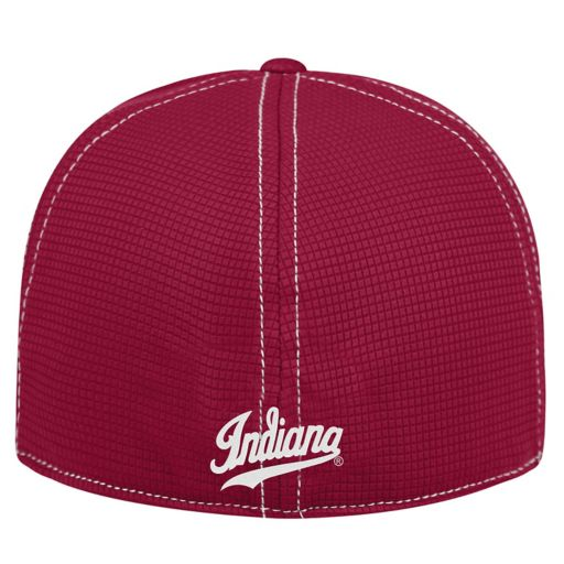 Adult Top of the World Indiana Hoosiers Upright Performance One-Fit Cap